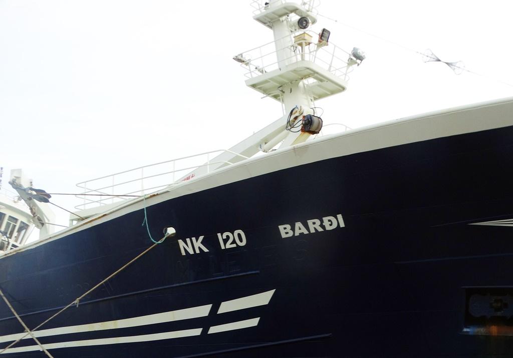 Börkur II verður Barði NK 120